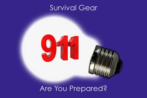 Survival Gear - Are you prepared?