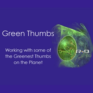 Become a GreenTEK Green Thumb!