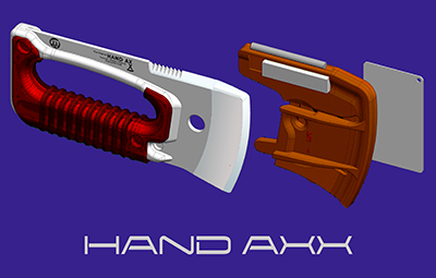 Hand Axx Hunters Special